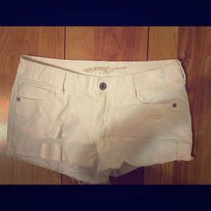 Arizona Jean Shorts, white